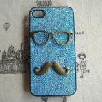 Steampunk Glasses Mustache..
